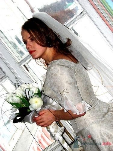 Фото 10076 в коллекции корсетные свадебные платья от Корсманн - Корсманн