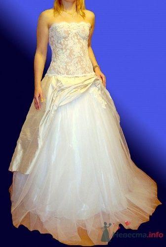 Фото 10079 в коллекции корсетные свадебные платья от Корсманн
