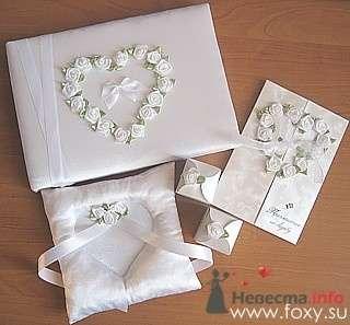 Белые розы - фото 12282 Foxysu - приглашения на свадьбу