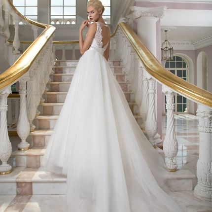 Свадебное платье - модель 1217