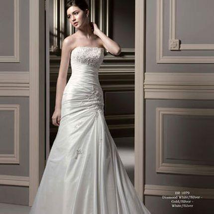 Свадебное платья мод. 1079