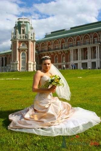 """Фото 10220 в коллекции Свадебные платья от Корсманн - Ателье """"Корсманн"""""""