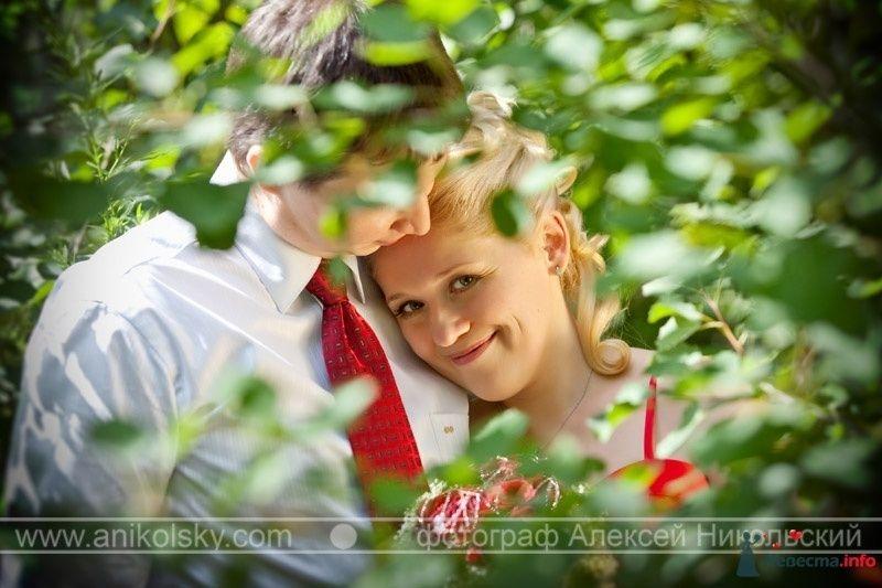 мы с моим зайкой в день свадьбы))) - фото 31117 Ivetta