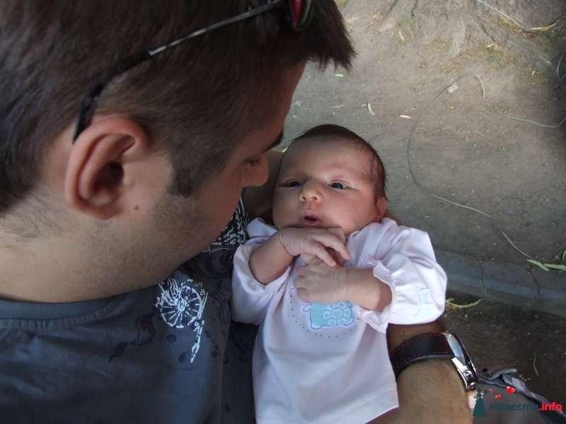 Папа и дочь) - фото 118552 Мариника