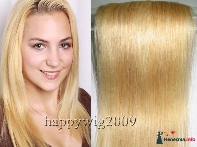 Фото 121245 в коллекции Накладные волосы для невест - Невеста01