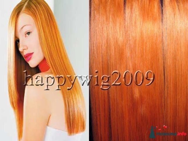 Фото 121253 в коллекции Накладные волосы для невест - Невеста01