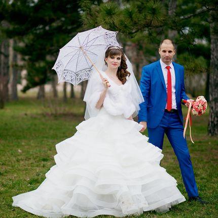 Помощь в подборе наряда невесты