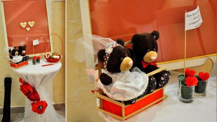 Фото 7659138 в коллекции Маков цвет.Свадьба в Симферополе,Крым. - Флористическая студия Лины Шуленко