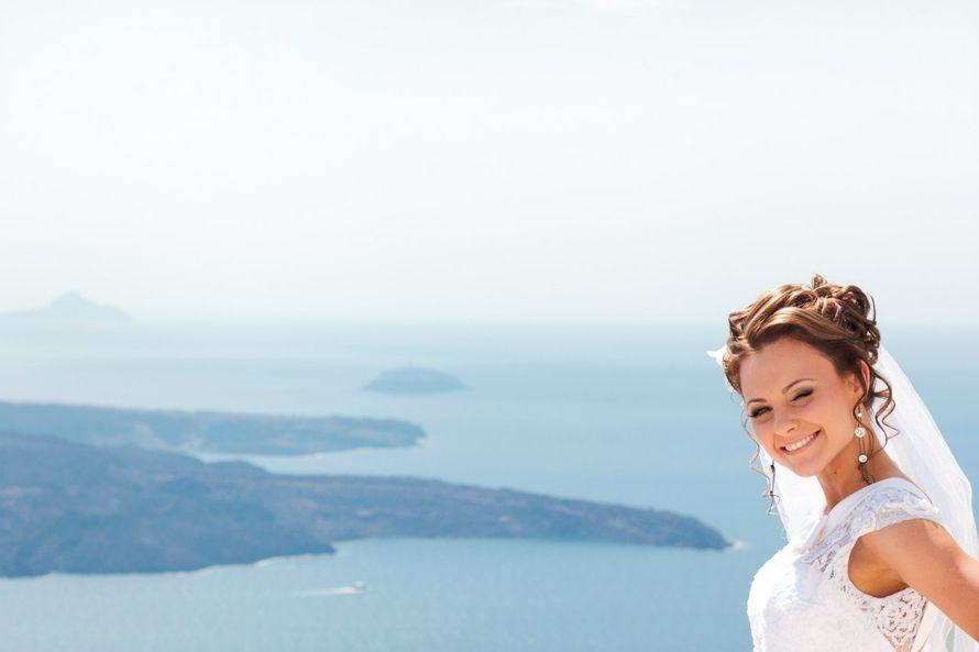 Фото 1159757 в коллекции Кристина и Хайме!!! - Exclusivaweddings - организация свадьбы на Санторини