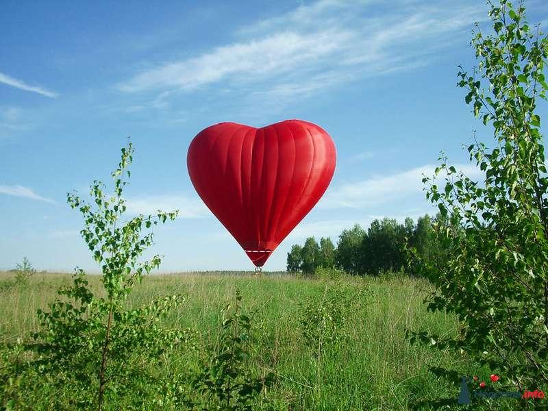Фото 122013 в коллекции Воздушный шар Сердце - Невеста01