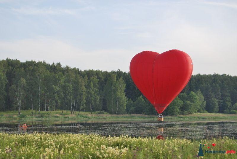 Фото 122015 в коллекции Воздушный шар Сердце