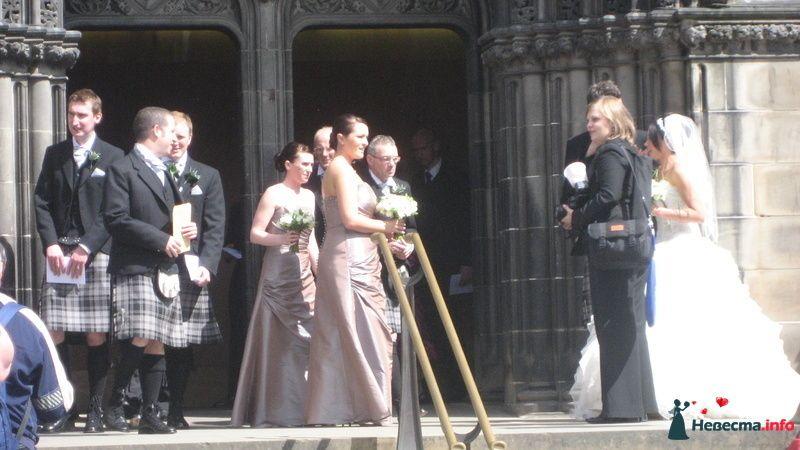 Шотландская свадьба - фото 123415 GalaKern