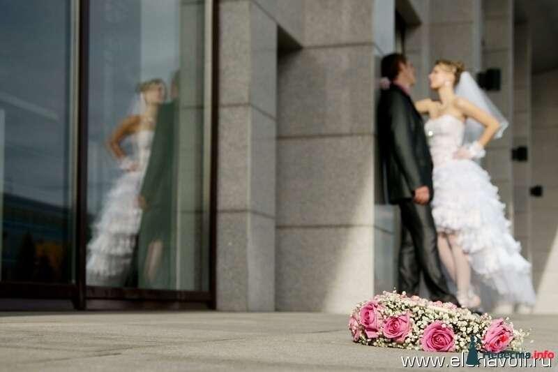 Фото 122718 в коллекции Свадебная фотосъёмка (Барнаул, Заринск) - Профессиональный свадебный фотограф Елена Вольф (Барнаул)