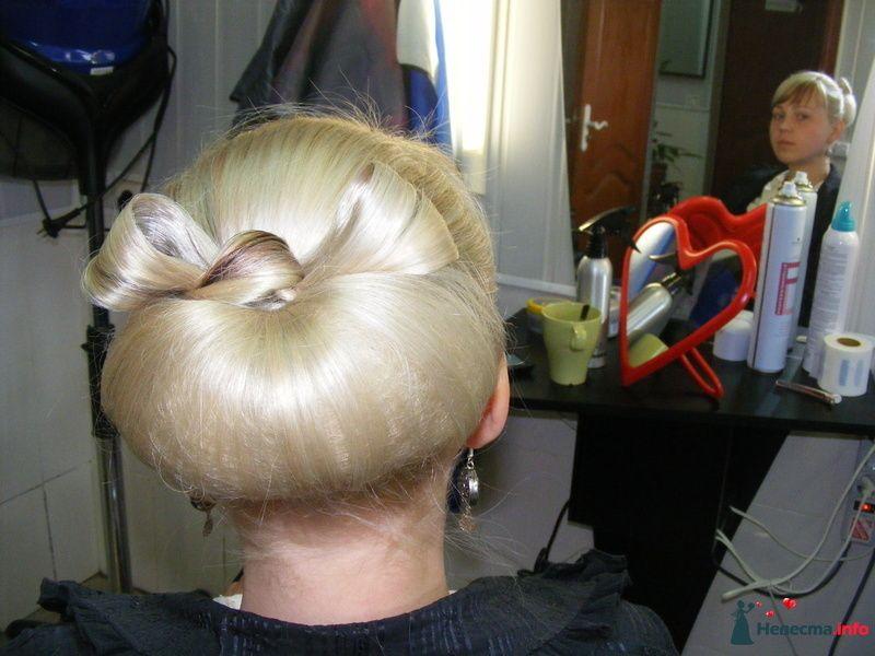 бобетта с баньтиком - фото 124726 Свадебный стилист Марина Комарова