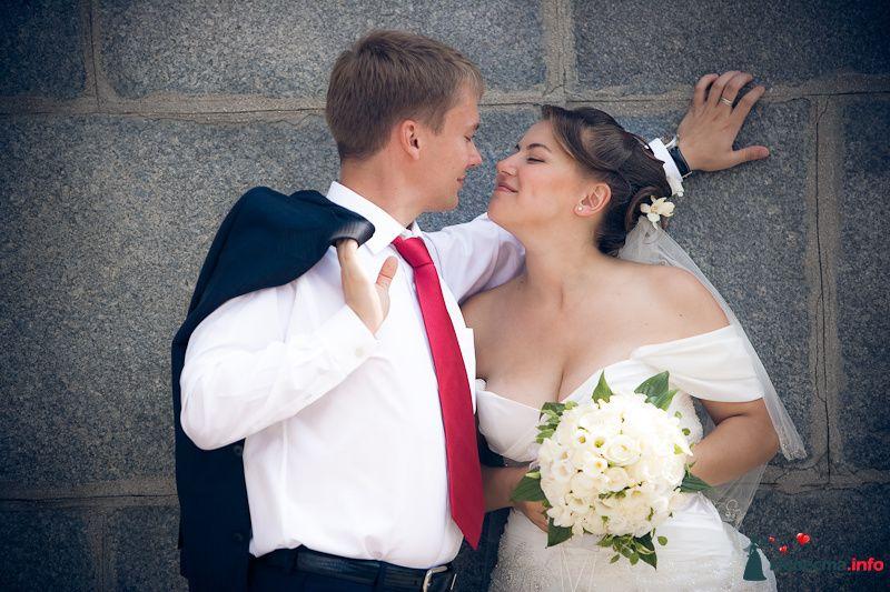 Фото 123762 в коллекции Невесты. Прическа и макияж. - Свадебный стилист - Кулагина Марина