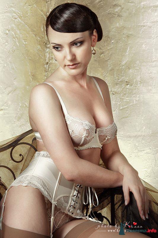 Фото - Kraen, Прическа, макияж - Кулагина Марина. - фото 123819 Свадебный стилист - Кулагина Марина