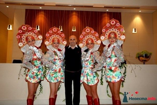 "Фото 126126 в коллекции Шоу балет ""Русский Вист"" - Фото, видео услуги"