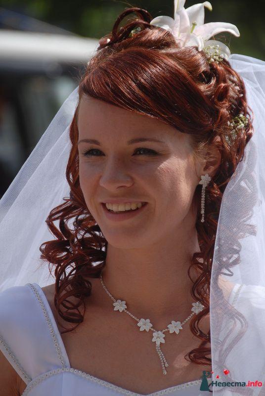 Фото 124850 в коллекции свадебная причёска  - Свадебный стилист Анна