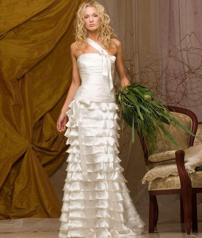 """Фото 1202867 в коллекции Мои фотографии - Свадебное ателье """"Оттенки белого"""""""
