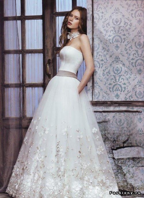 """Фото 1202879 в коллекции Мои фотографии - Свадебное ателье """"Оттенки белого"""""""