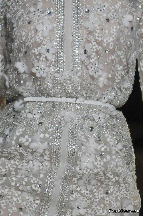 """Фото 1202947 в коллекции Примеры отделки переда - Свадебное ателье """"Оттенки белого"""""""