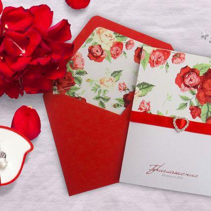 Свадебное приглашение Арт. 0047
