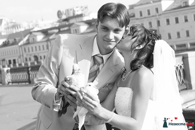 Фото 125524 в коллекции Мои фотографии - Студия свадебной фото и видео съемки ''Кадр36''