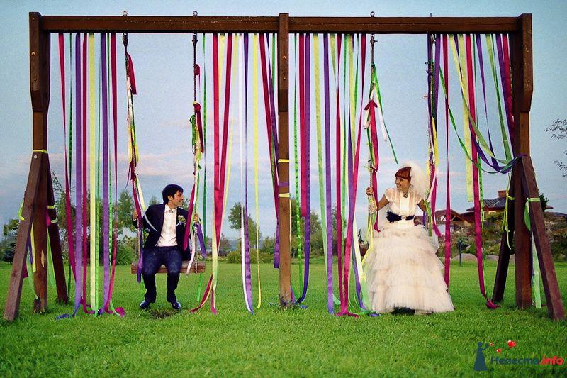 Фото 85136 в коллекции Наша счастливая свадьба