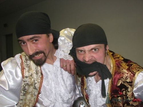 Пиратская свадьба - фото 11104 198220