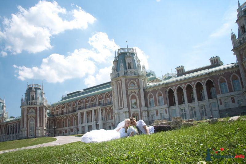 Фото 126841 в коллекции Свадебные фото.