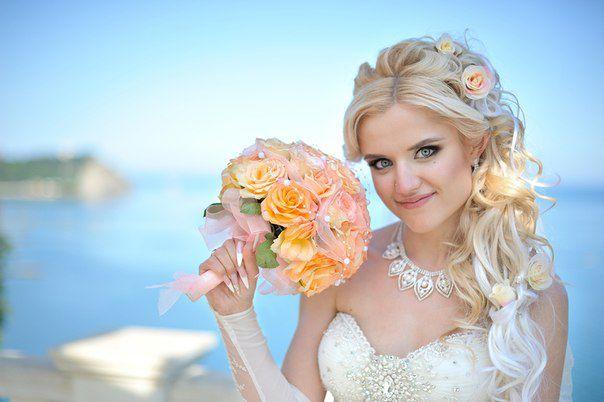 Фото 1221477 в коллекции Мои фотографии - Ксанка Хмелевская - профессиональный макияж