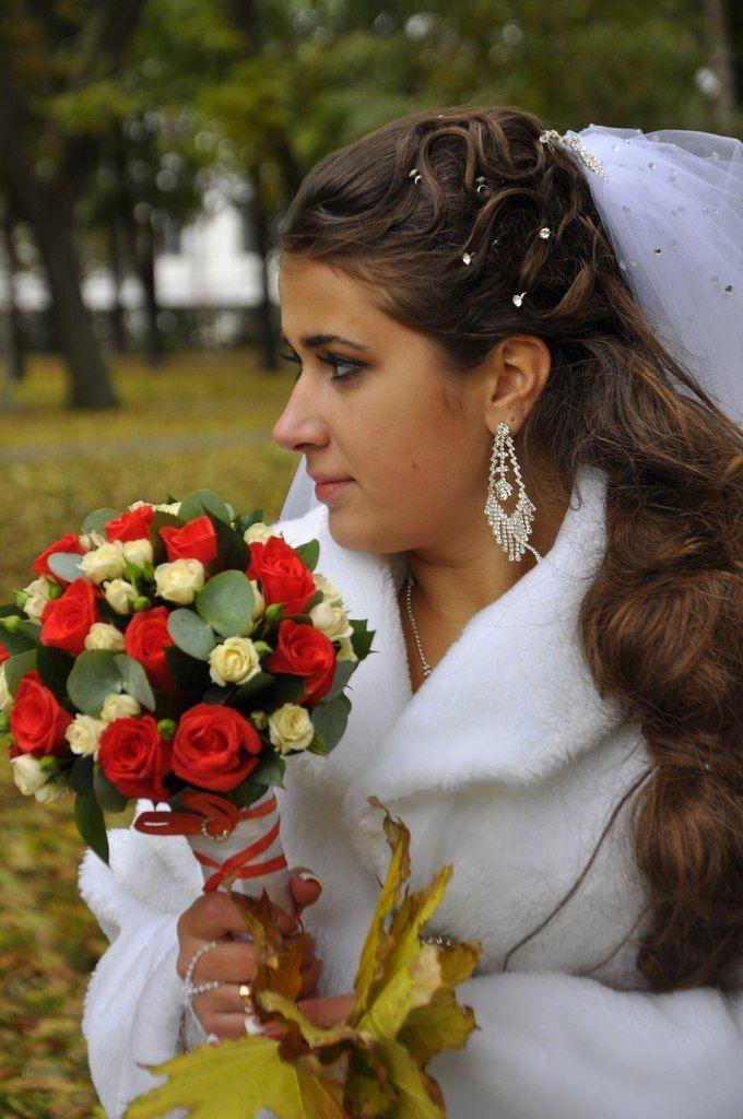 Фото 1903435 в коллекции  - Свадебные прически, вечерние - Татьяна Иванова