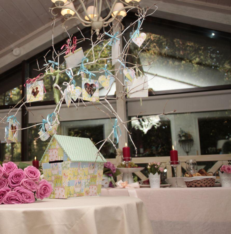 Наша свадьба!! Домик для денег и дерево с фотографиями!!! - фото 1243669 Holiday Fantasy - оформление и аксессуары
