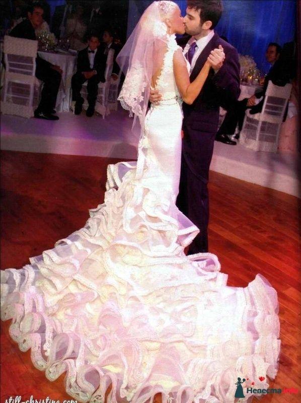 Фото 127556 в коллекции платье для выездной церемонии - romatоscha