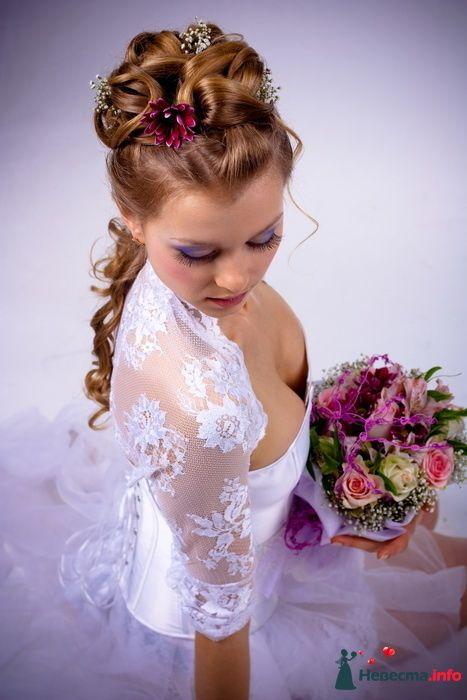 Фото 127243 в коллекции Свадебное портфолио - Анна Калашникова