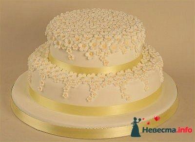 """Фото 128249 в коллекции Свадебные торты - """"Мир Любви"""" - студия свадебных услуг"""
