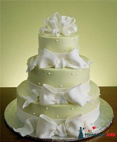 Фото 128271 в коллекции Свадебные торты