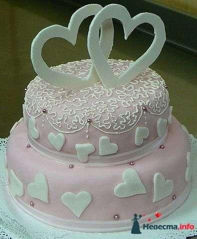 """Фото 128294 в коллекции Свадебные торты - """"Мир Любви"""" - студия свадебных услуг"""