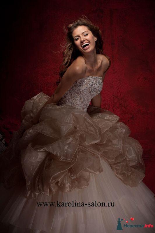 Фото 131138 в коллекции свадебный образ для Виктории Бони - Nayza - Professional beauty