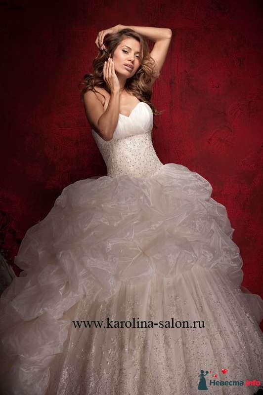 Фото 131139 в коллекции свадебный образ для Виктории Бони - Nayza - Professional beauty