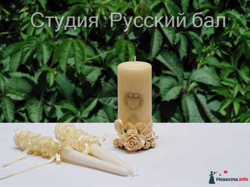 Фото 128904 в коллекции Студия Русский бал Свадебные аксессуары - Невеста01