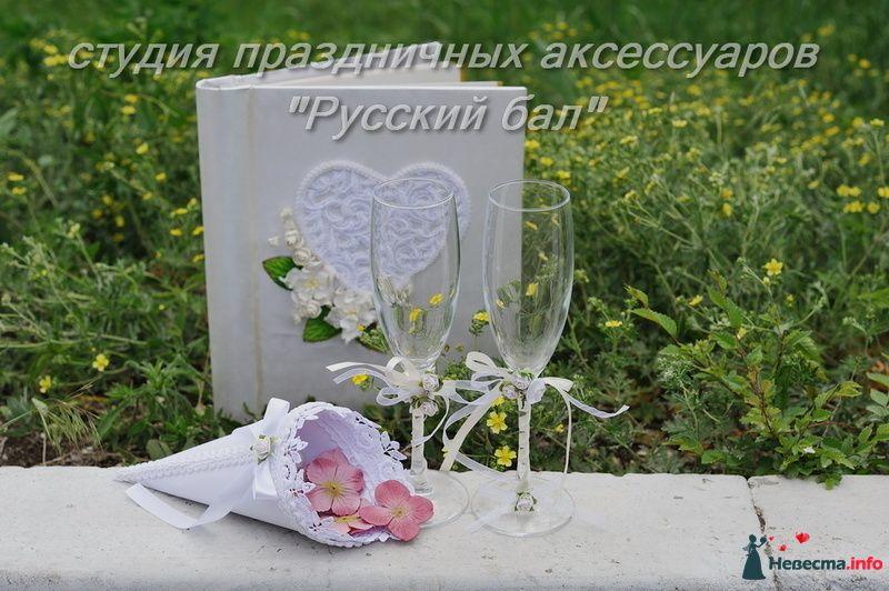 Фото 128905 в коллекции Студия Русский бал Свадебные аксессуары