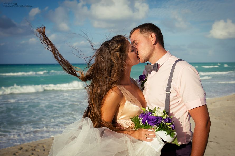 Картинки жениха и невесты на море