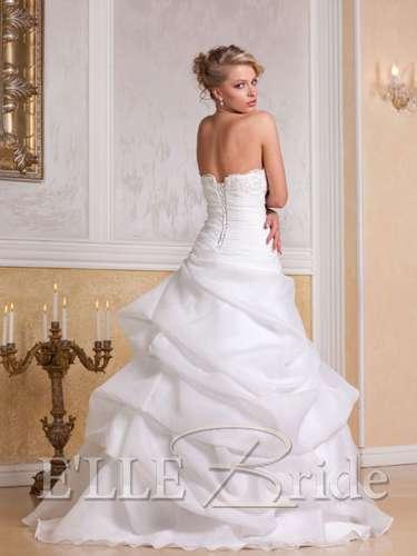 Фото 1256057 в коллекции Мои фотографии - ELLE Bride - свадебный салон