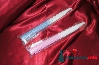 свечи двухцветные - фото 131278 Ведущая Ольга Ломанова