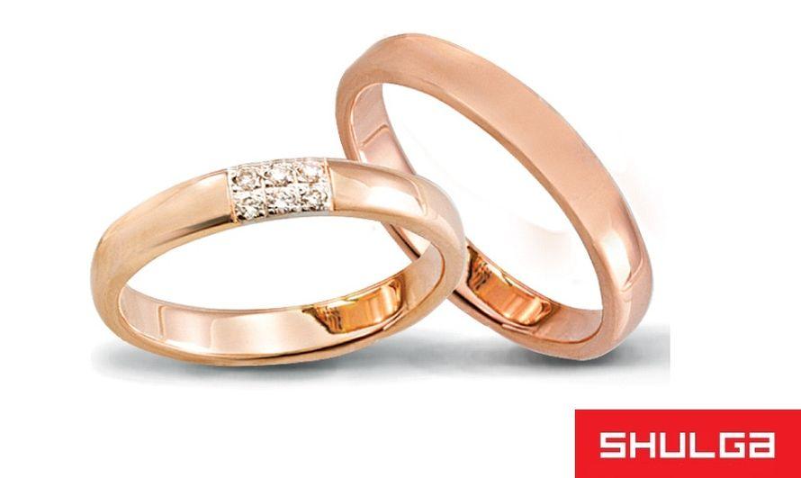 Обручальные кольца АНГЛИЯ - фото 1276697 SHULGA - ювелирная компания