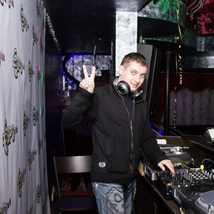 Диджей (DJ) + оборудование
