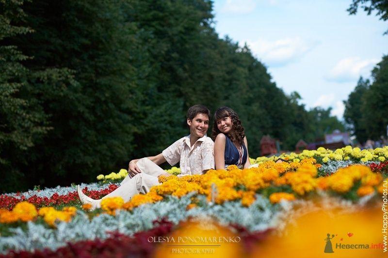 Фото 34583 в коллекции Наша Love story в Кузьминках  - Rainbow