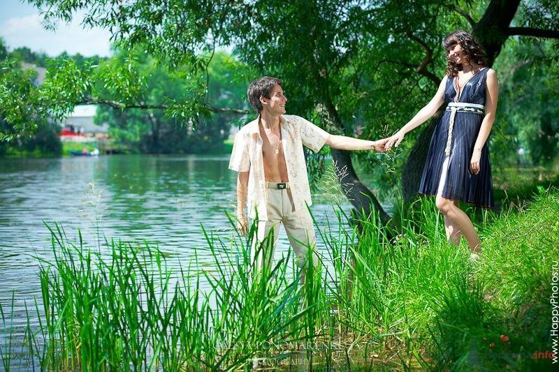 Фото 34609 в коллекции Наша Love story в Кузьминках