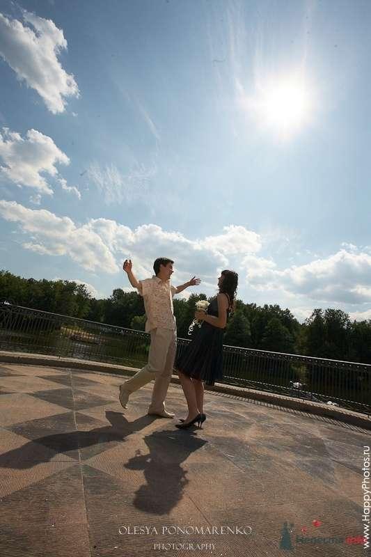 Фото 34615 в коллекции Наша Love story в Кузьминках  - Rainbow